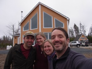 House, Landy and us