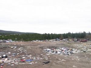 Die Müllhalde