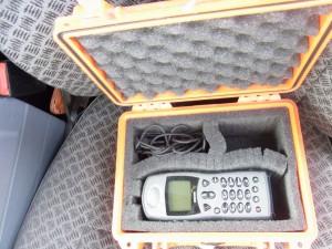 Sat phone